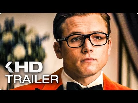 KINGSMAN: The Golden Circle Teaser Trailer 2 (2017)