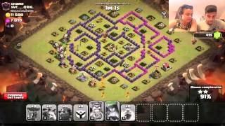 Clash of Clans ITA - War replay ep#4