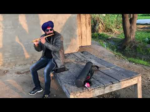 Dil Diyan Gallan Flute Cover Recorded Live At Punjab By BALLU FLUTE Baljinder Singh