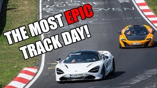 EPIC Nürburgring Track Day! | GT2 RS, 1300hp E30 M3 & Marriage Proposal!