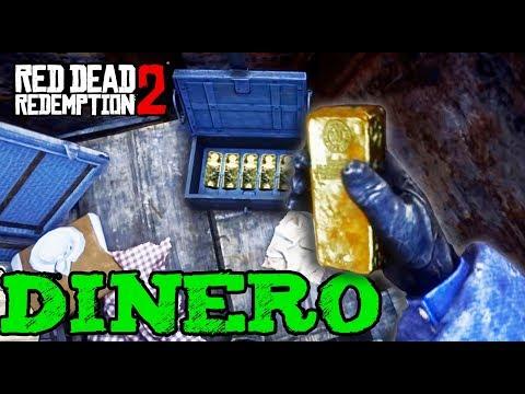 RED DEAD 2 - COMO CONSEGUIR DINERO A MONTONES!!🤫 - Nexxuz