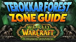 Vessels of Power | Burning Crusade Quest Guide #Warcraft #Gaming #MMO #魔兽