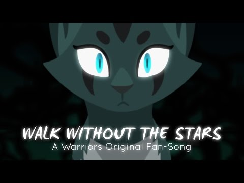 """Walk Without The Stars"" Ivypool. (ORIGINAL WARRIOR CATS RAP/SONG)"