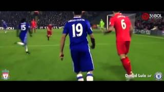 Chelsea Vs Liverpool Best Moment - Highlight Primier League 31/01/2017