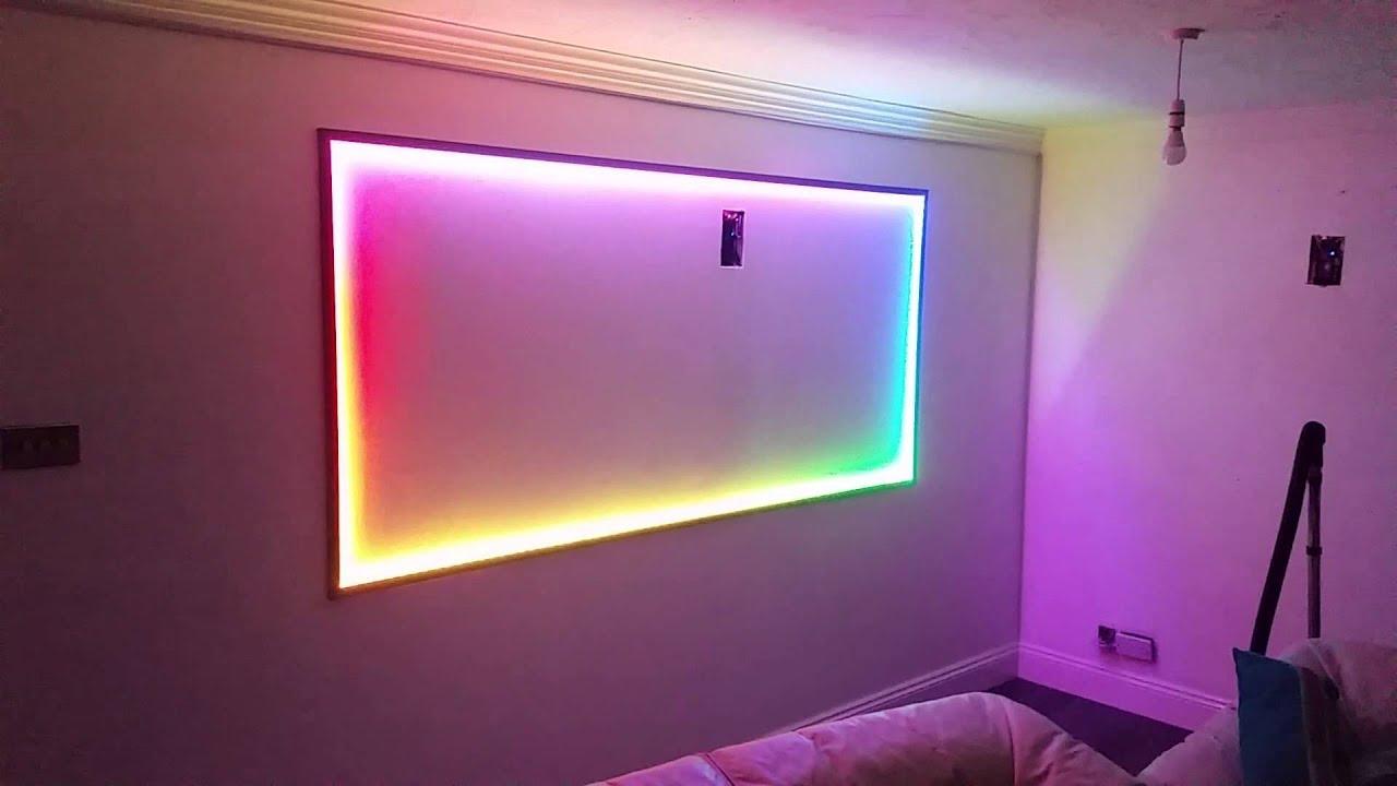 Led Light Frame