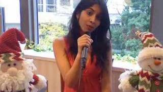 All I Want For Christmas is You - Mariah Carey cover Sheena Melwani Video