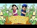 MENANAM JAGUNG ( Music Video )   Lagu Anak Indonesia Ciptaan Ibu Sud