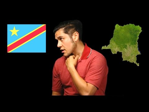 Geography Now! CONGO (Democratic republic)