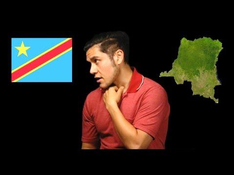 Geography Now! CONGO (Democratic Republic)