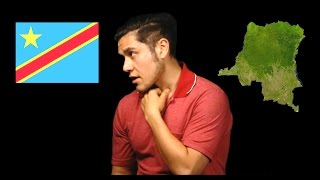 Видео Geography Now! CONGO (Democratic republic) от Geography Now, Демократическое Конго
