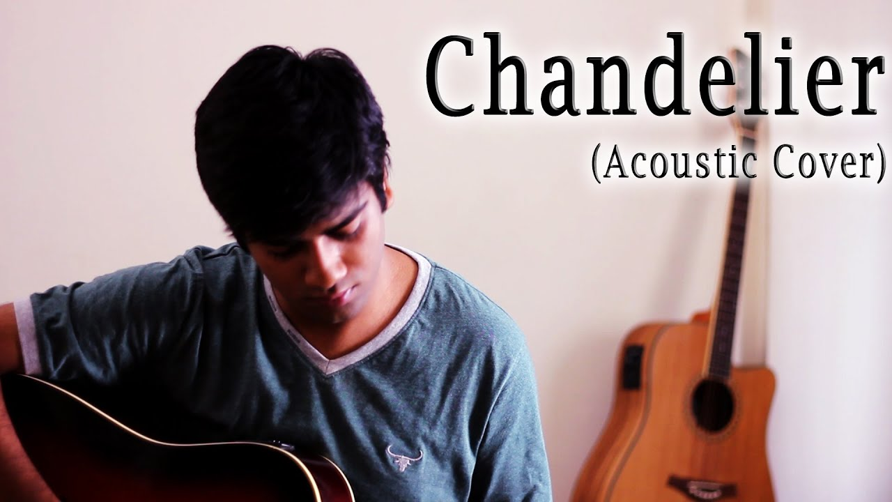 Sia - Chandelier (Official Video Cover) - Hanu Dixit (2014) - YouTube