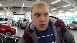 Поиск  новой  машины за 25000е в Финляндии в кредит.
