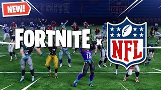 *NEW* Fortnite X NFL SKINS! *33 Rare Football Skins!* (Fortnite News)
