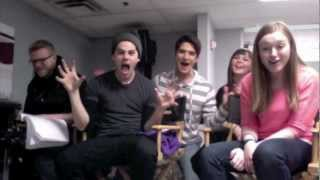 Teen Wolf & You Know It   The Wolf Pack ft. Dylan O'Brien & Tyler Posey