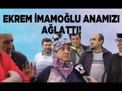 Ekrem İmamoğlu geldi hayatımız KARARDI! İstanbullu'ya bir sorduk bin işittik!