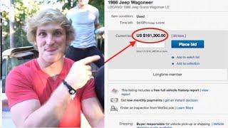 How Logan Paul Made My Car Worth $400,000