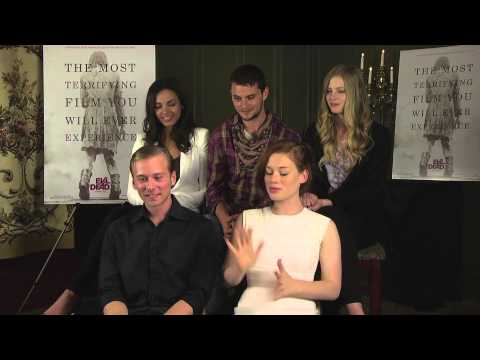 (SPOILER WARNING!) SXSW 2013 Interview: Jane Levy And The Cast Of Evil Dead