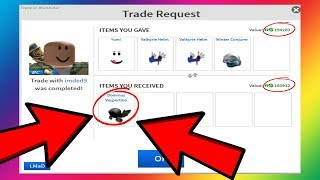 GETTING A DOMINUS ON ROBLOX!! (Roblox Trading)