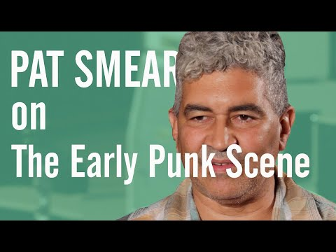 Pat Smear on the Early Punk Scene