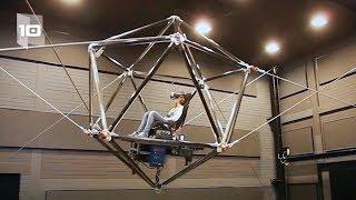 10 Inventos sorprendentes para la realidad virtual