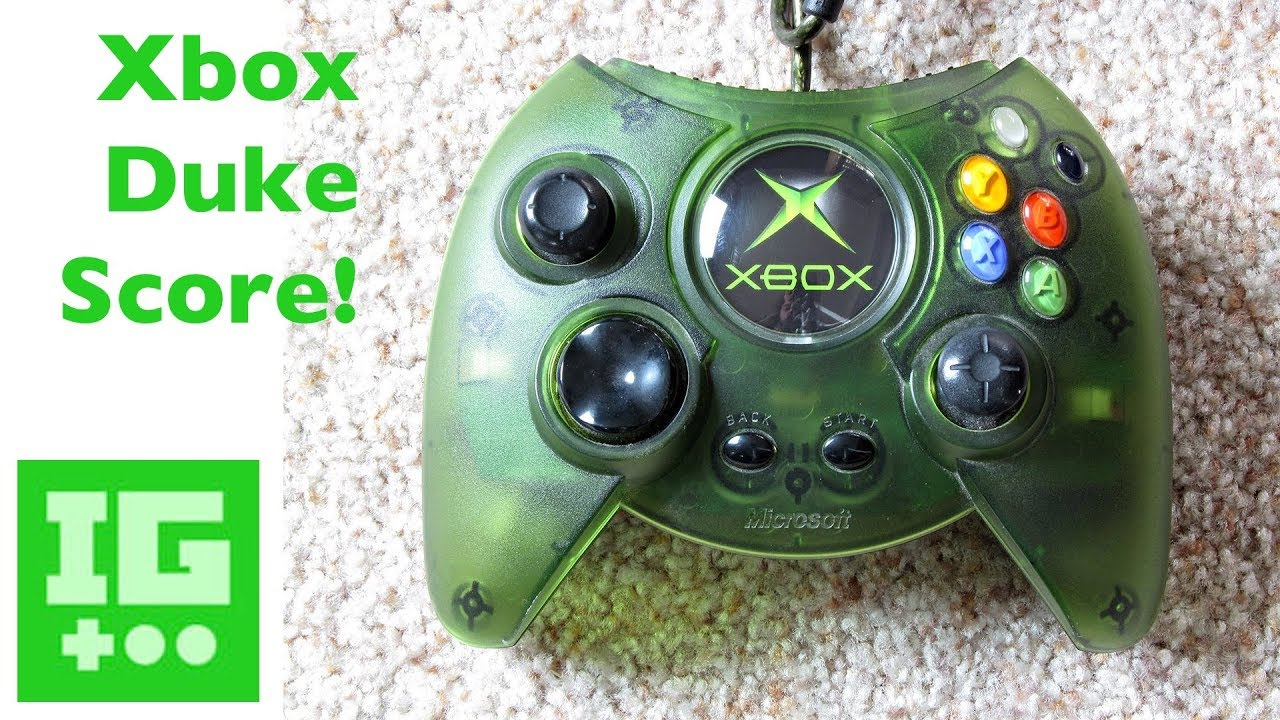 Green Xbox One 'Duke' controller up for preorder on Amazon ...