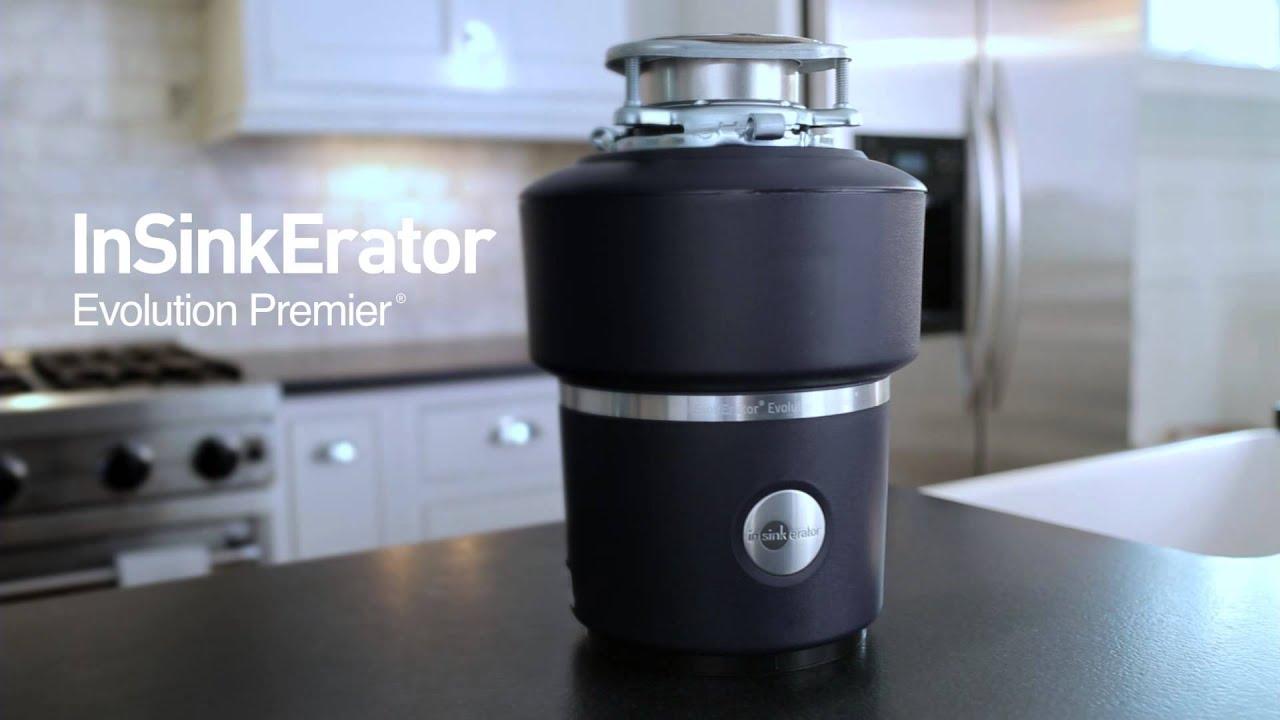 Merveilleux InSinkErator® Evolution Series® Garbage Disposals   YouTube
