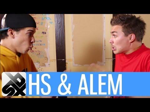 ALEM & HS | Why so fast?
