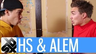 ALEM & HS | Why so fast?