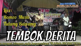 TEMBOK DERITA - Pak Hakim dan Pak Jaksa - orgen tunggal remix dangdut dj - ROMEO TULANG BAWANG