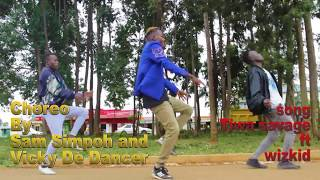 Download Tiwa savage ft wizkid spellz malo choreography by Exodus Dance Crew Eldy MP3 song and Music Video