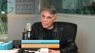 He�ctor Sua�rez nos da tremendas declaraciones enterate!!