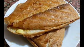 salçalı tost nasıl yapılır