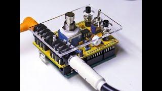 Гитарная педаль на Arduino Uno – pedalSHIELD UNO