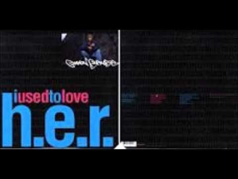 """Common - """"I Used To Love H.E.R. (Instrumental)"""" with hook  1994 HQ HD"""