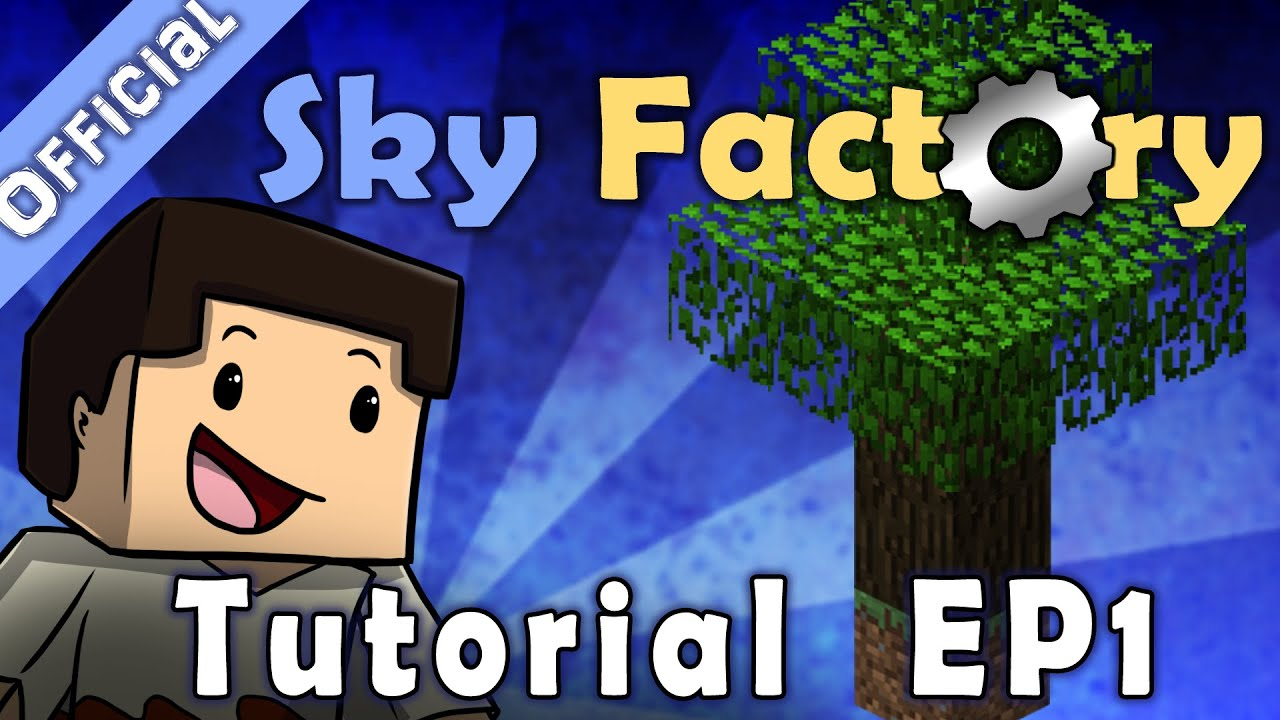 Sky Factory - Modded Skyblock Hosting Australia | Minecraft Server