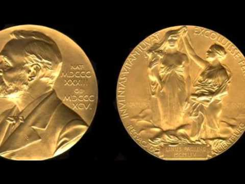 10th December 1901: First Nobel Prizes awarded