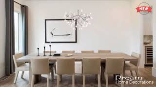 Home Decoration Styles for Modern Homes Incredible and Amazing Modern Chandeliers  Pendant Lamp