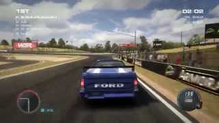 Grid 2 PC Multiplayer: Tier 3 Ford Racing Ute, Mount Panorama, Bathurst Track Pack DLC