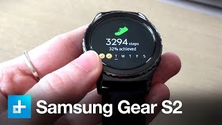 Samsung Gear S2 Classic - Hands On