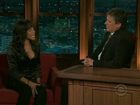 Late Late Show with Craig Ferguson 11/27/2008 Tony Curtis, Megalyn Echikunwoke, Oppenheimer