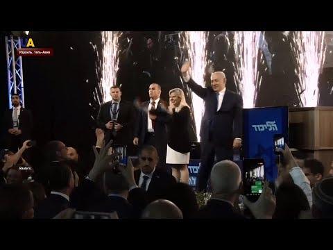 Результаты парламентских выборов в Израиле