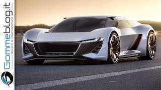 Audi PB18 e-tron (765 HP) | Next-Gen Audi Electric Supercar