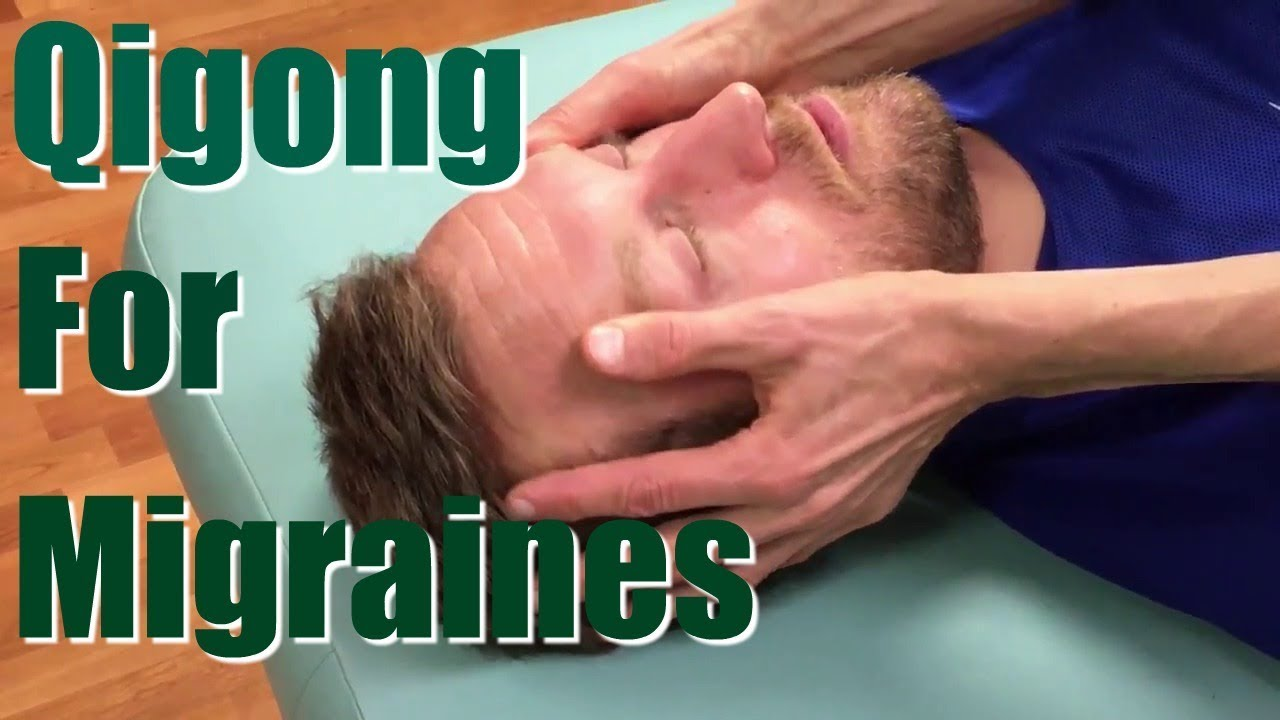 Medical Qigong Migraine Headache Protocol- Medical Qigong Training