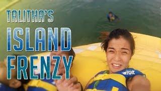 Gambar cover Talitha's Island Frenzy | Talitha Tan