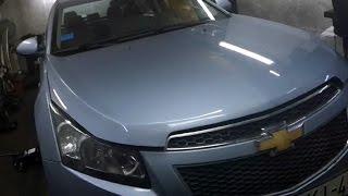 Замена ремня ГРМ Chevrolet Cruze 1.6i 2009г.в.