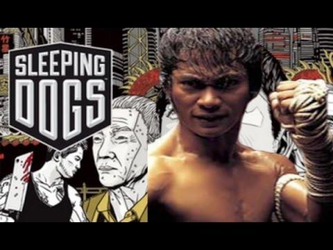 Tony Jaa Tribute (Sleeping Dogs Incl. Slow Mo) 60FPS