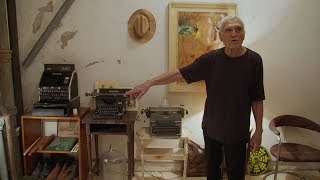 John Giorno Interview: Inside William S. Burroughs' Bunker