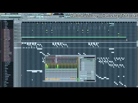 Dubba Jonny  Dubstep Tutorial Remix VIP Inspired