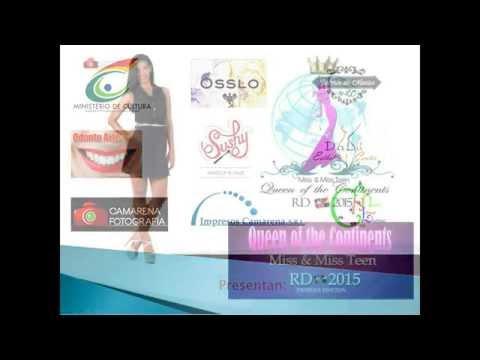 Miss Queen of the Continents información general