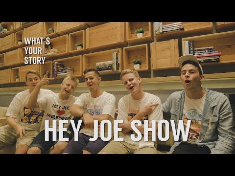 Americans Who Love The Visayan Culture | What's Your Story Hey Joe Show